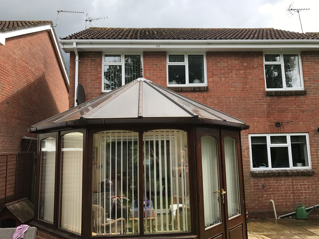 Conservatory Clean in Bordon