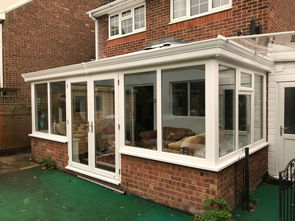 Conservatory Cleaned in Bordon