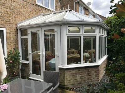 Another Conservatory Clean in Bordon
