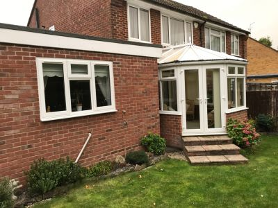 Windows and Conservatory Cleaned
