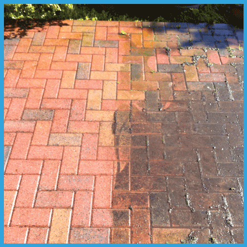 Patio and Drive Cleaning Bordon Hampshire